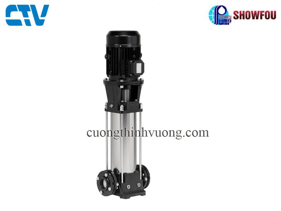 Máy bơm nước trục đứng Model ShowFou CDLF 4 - 12T